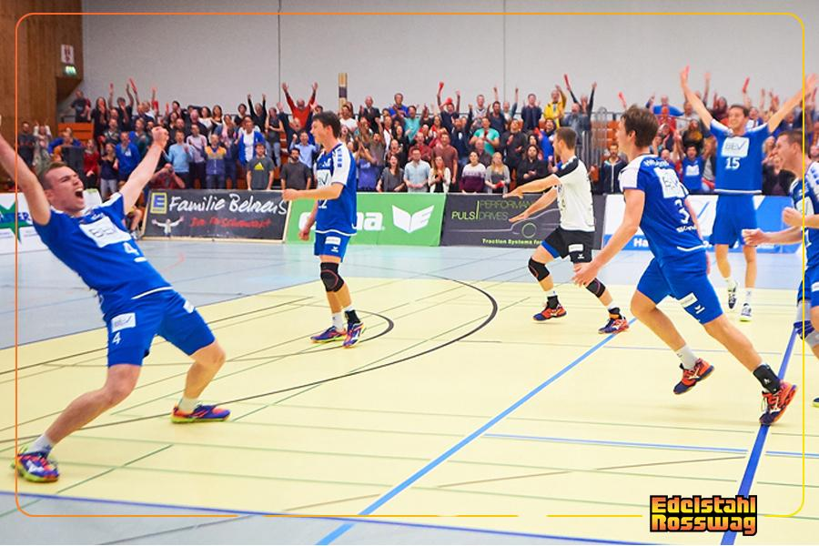 Der SSC Karlsruhe in Action